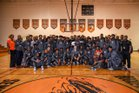 Booker T. Washington Tornadoes Boys Varsity Football Fall 18-19 team photo.