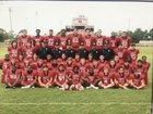 Drew Central Pirates Boys Varsity Football Fall 18-19 team photo.