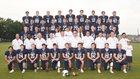 Concordia Lutheran Crusaders Boys Varsity Football Fall 18-19 team photo.