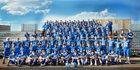 Conway Wampus Cats Boys Varsity Football Fall 18-19 team photo.