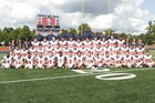 Strong Rock Christian  Boys Varsity Football Fall 18-19 team photo.