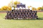 Kirtland Central Broncos Boys Varsity Football Fall 18-19 team photo.