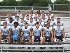 Riverside [Wathena/Elwood] Cyclones Boys Varsity Football Fall 18-19 team photo.