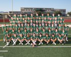 Campo Verde Coyotes Boys Varsity Football Fall 18-19 team photo.