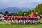 American Fork Cavemen Boys Varsity Football Fall 18-19 team photo.