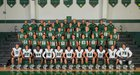 Lutheran South Academy Pioneers Boys Varsity Football Fall 18-19 team photo.