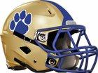 Bradwell Institute Tigers Boys Varsity Football Fall 18-19 team photo.