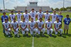 Eden Bulldogs Boys Varsity Football Fall 18-19 team photo.