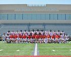 Terrell Tigers Boys Varsity Football Fall 18-19 team photo.