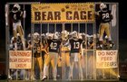 Evansville Central Bears Boys Varsity Football Fall 18-19 team photo.