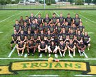West Seneca East Trojans Boys Varsity Football Fall 18-19 team photo.