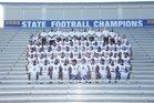 Oscar Smith Tigers Boys Varsity Football Fall 18-19 team photo.
