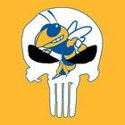 Fort Mill Yellowjackets Boys Varsity Football Fall 18-19 team photo.