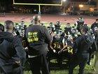 Jefferson Democrats Boys Varsity Football Fall 18-19 team photo.