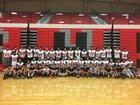 Browning Indians Boys Varsity Football Fall 18-19 team photo.