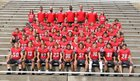 Van Wert Cougars Boys Varsity Football Fall 18-19 team photo.