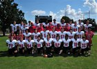 Cutter-Morning Star Eagles Boys Varsity Football Fall 18-19 team photo.