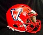 Vanguard Knights Boys Varsity Football Fall 18-19 team photo.