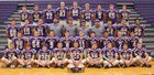 Schoolcraft Eagles Boys Varsity Football Fall 18-19 team photo.