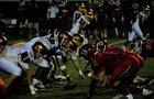 Sierra Stallions Boys Varsity Football Fall 18-19 team photo.