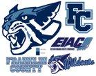Franklin County Wildcats Boys Varsity Football Fall 18-19 team photo.