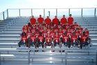 Rivercrest Colts Boys Varsity Football Fall 18-19 team photo.