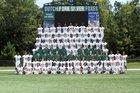 Dutch Fork Silver Foxes Boys Varsity Football Fall 18-19 team photo.