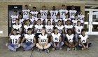 Calhoun Sandcrabs Boys Varsity Football Fall 18-19 team photo.