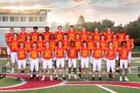 Clearwater Central Catholic Marauders Boys Varsity Football Fall 18-19 team photo.