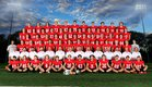 Argyle Eagles Boys Varsity Football Fall 18-19 team photo.
