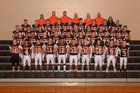 Gravette Lions Boys Varsity Football Fall 18-19 team photo.