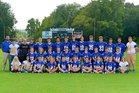Cedarville Pirates Boys Varsity Football Fall 18-19 team photo.