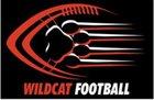 Burlington Wildcats Boys Varsity Football Fall 18-19 team photo.