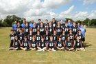 Brazos Christian Eagles Boys Varsity Football Fall 18-19 team photo.