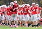 Pinkerton Astros Boys Varsity Football Fall 18-19 team photo.