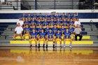 Colfax Bulldogs Boys Varsity Football Fall 18-19 team photo.