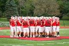 Homestead Highlanders Boys Varsity Football Fall 18-19 team photo.