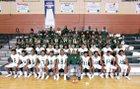 Vigor Wolves Boys Varsity Football Fall 18-19 team photo.