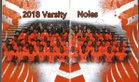 Seminole Seminoles Boys Varsity Football Fall 18-19 team photo.