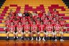 Olean Huskies Boys Varsity Football Fall 18-19 team photo.