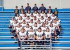 Howard Lake-Waverly-Winsted Lakers Boys Varsity Football Fall 18-19 team photo.
