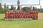 Polytechnic Panthers Boys Varsity Football Fall 18-19 team photo.