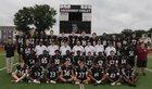 Archbishop Curley Friars Boys Varsity Football Fall 18-19 team photo.