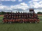 Humboldt Cubs Boys Varsity Football Fall 18-19 team photo.