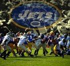 East Meadow Jets Boys Varsity Football Fall 18-19 team photo.