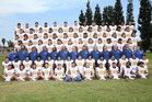 Bishop Amat Lancers Boys Varsity Football Fall 18-19 team photo.