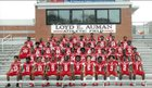 Seventy-First Falcons Boys Varsity Football Fall 18-19 team photo.
