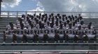 Pine Bluff Zebras Boys Varsity Football Fall 18-19 team photo.