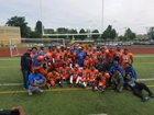 Rainier Beach Vikings Boys Varsity Football Fall 18-19 team photo.