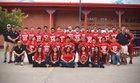 Rio Grande Ravens Boys Varsity Football Fall 18-19 team photo.